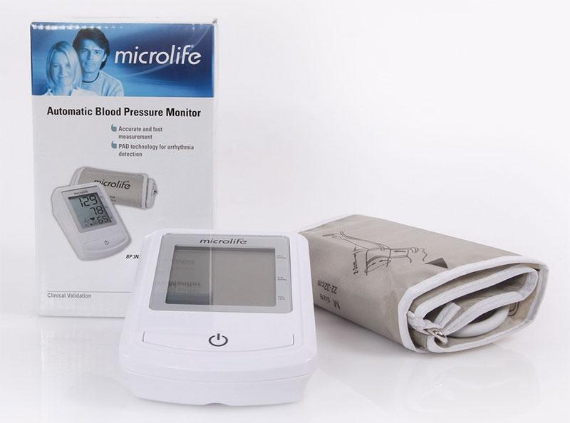 Ở Việt Nam, cũng rất nhiều người sử dụng Microlife bởi đây là dòng máy đo huyết áp dễ sử dụng và rất chất lượng