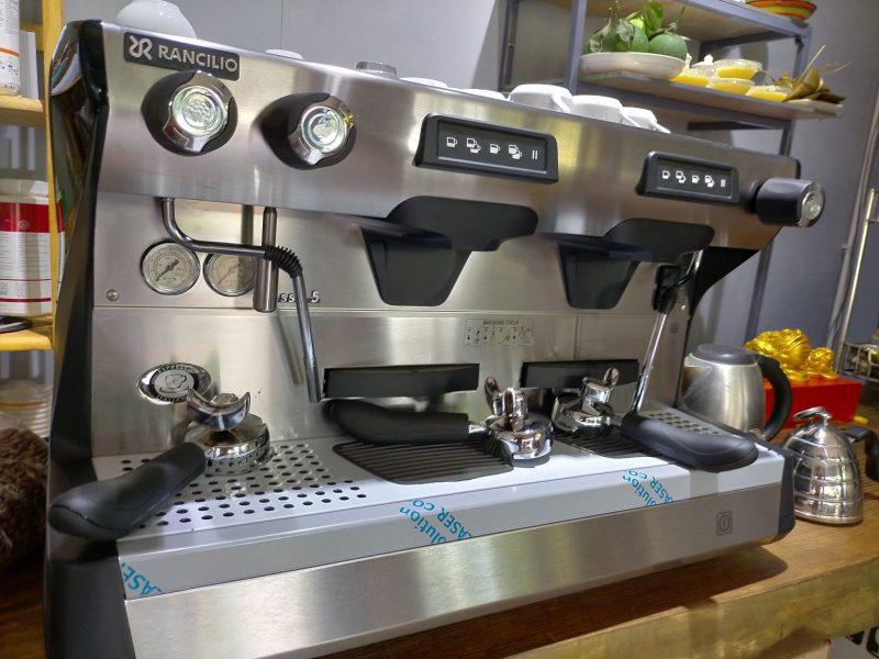 Máy pha cà phê Rancilo Classe