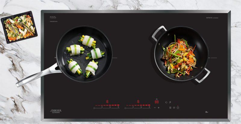 Bếp từ đôi Munchen GM-6839