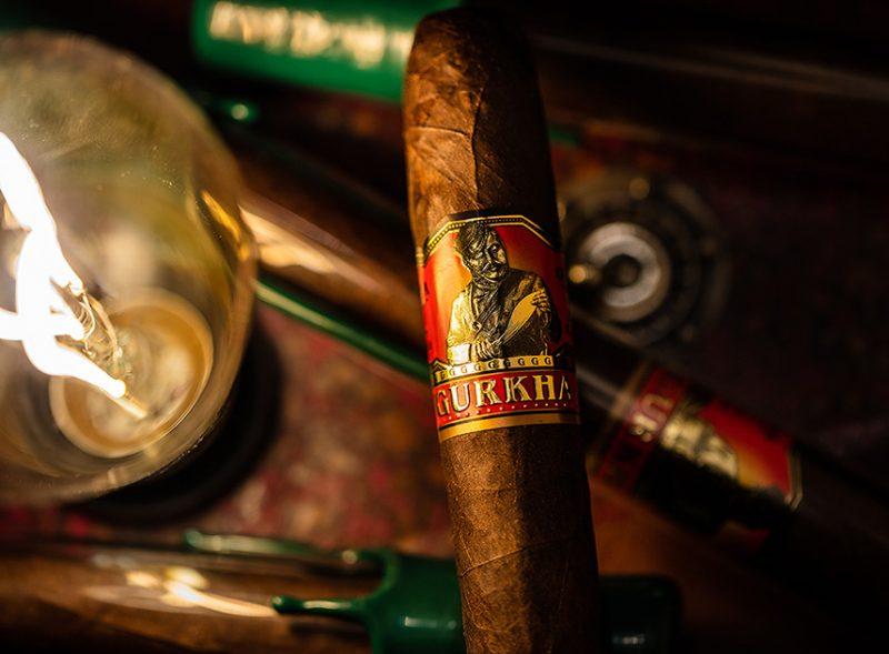 Cigar đắt giá Gurkha His Majesty's Reserve