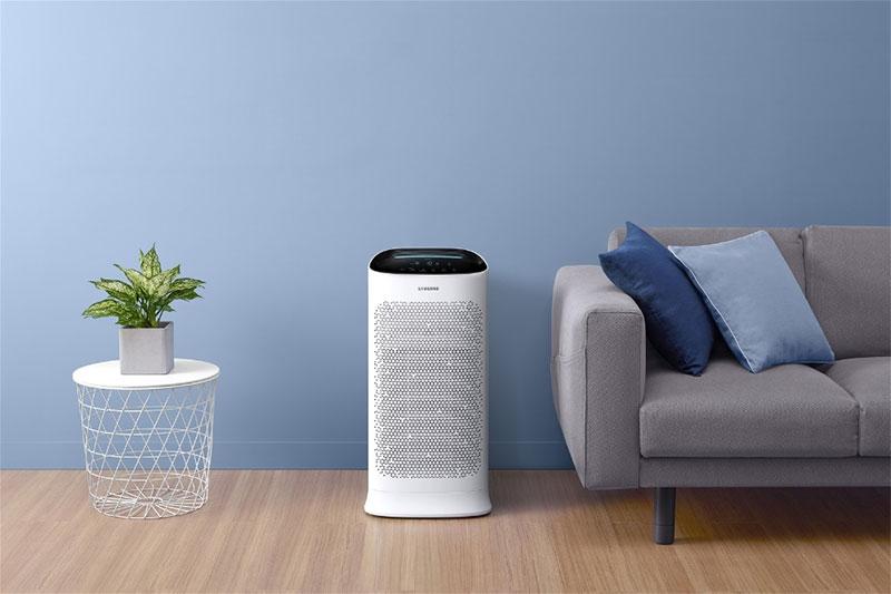 Máy lọc không khí là sự lựa chọn thông minh cho gia đình hiện đại