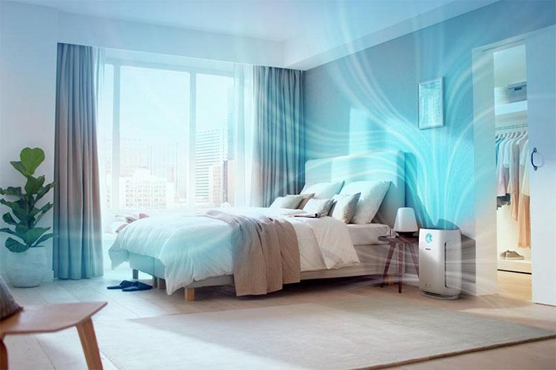 Hãy lựa chọn một chiếc máy lọc không khí phù hợp với diện tích sử dụng để vừa tối ưu công năng mà vẫn tiết kiệm điện bạn nhé