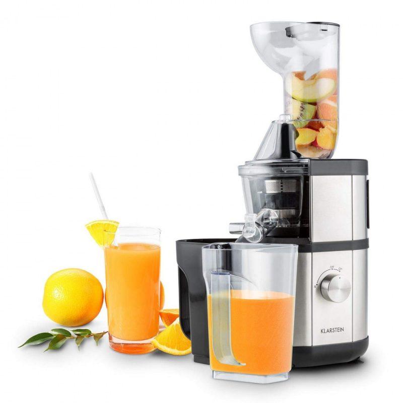 Một chiếc máy ép chậm có công suất cao sẽ giúp bạn ép được hoa quả nhanh hơn.