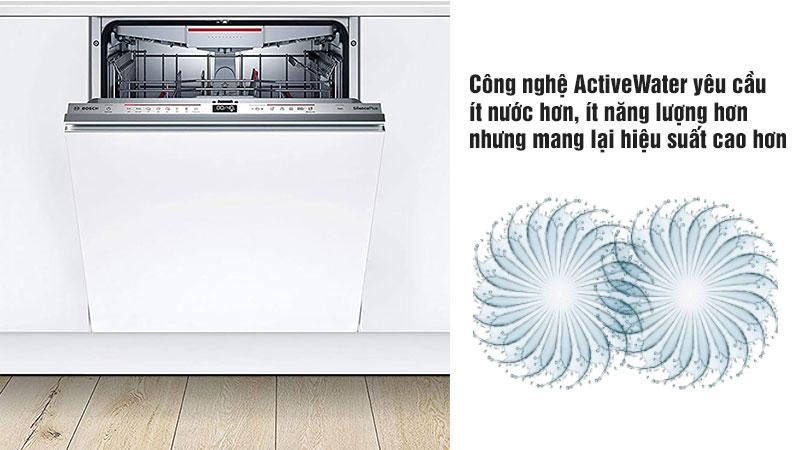Sử dụng máy rửa bát đúng cách sẽ giúp mang lại hiệu quả tốt nhất.