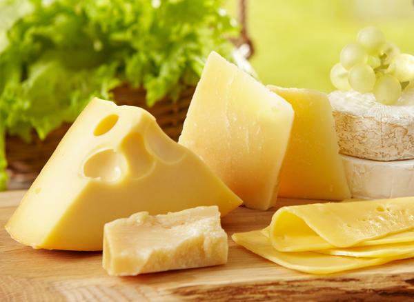 Các món ăn từ phô mai cũng rất có lợi cho việc tăng co, giảm mỡ.