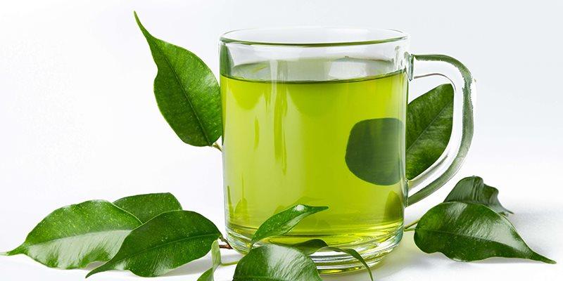 Trà xanh là thức uống chứa nhiều tinh chất tốt cho xương khớp.