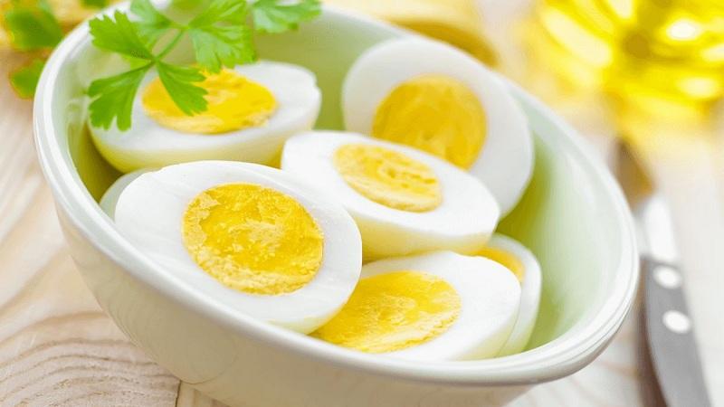 Các món ăn từ trứng cũng đặc biệt thơm ngon và tăng cường trí nhớ tốt.