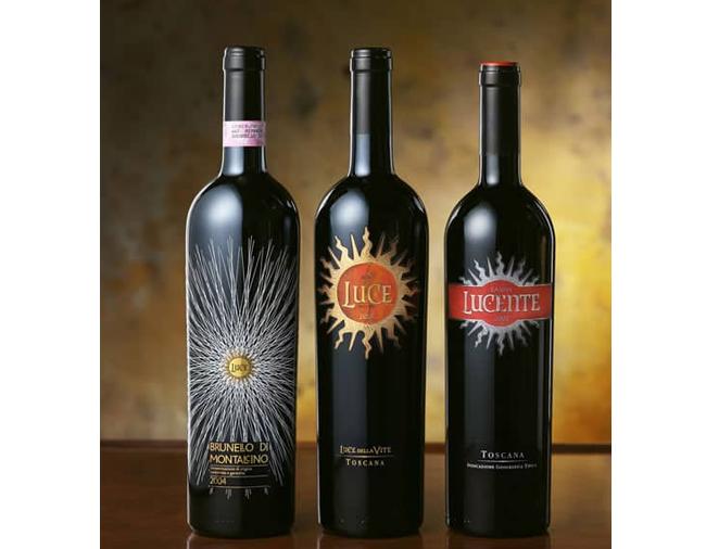 Rượu vang danh tiếng Lucente khẳng định đẳng cấp vang Italy.