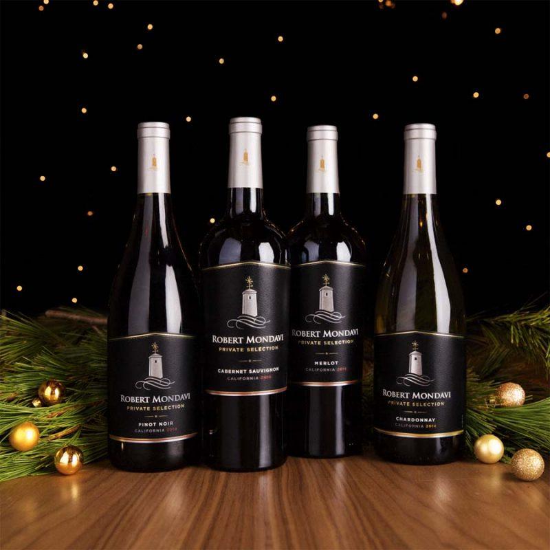 Rượu vang danh tiếng Robert Mondavi có chất lượng tuyệt hảo.