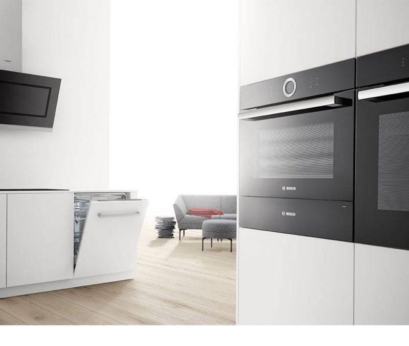 Lò Nướng Bosch HBG675BS1 Series 8 đem lại không gian sang trọng cho gia đình