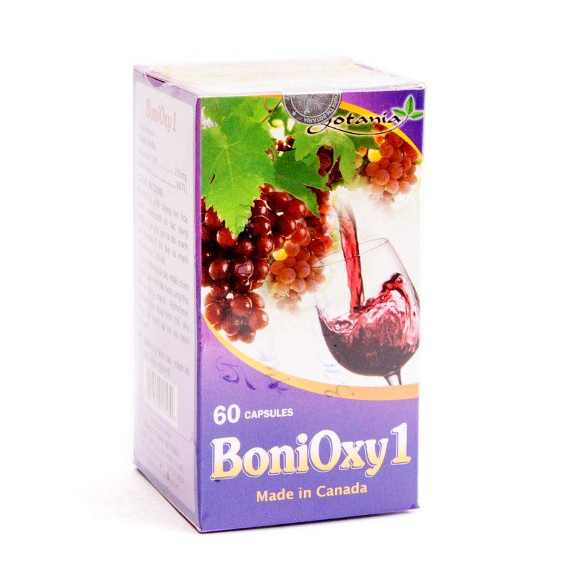Thực phẩm chức năng ổn định huyết áp Boni Oxy
