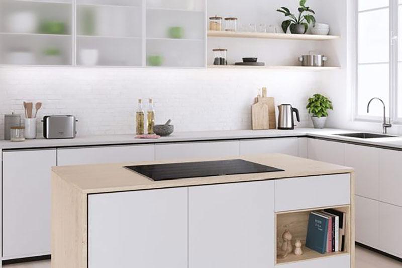 Bếp từ Bosch làm đẹp không gian căn bếp của bạn