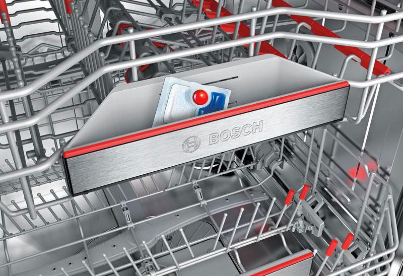 Chất tẩy rửa cũng là yếu tố rất quan trọng với máy rửa bát Bosch