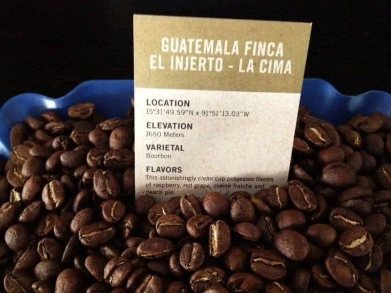 Cà phê Finca El Injerto