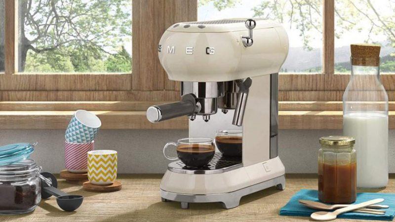 Không chỉ tiện dụng, máy pha cà phê còn có thể làm đẹp không gian sống của bạn