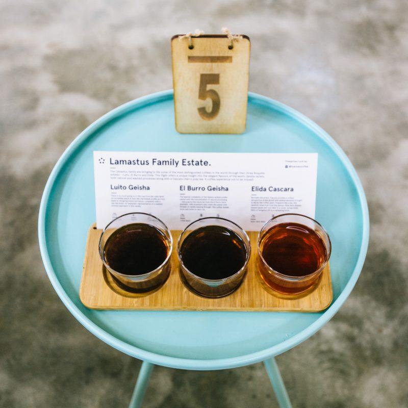Cà phê Gheisa danh tiếng