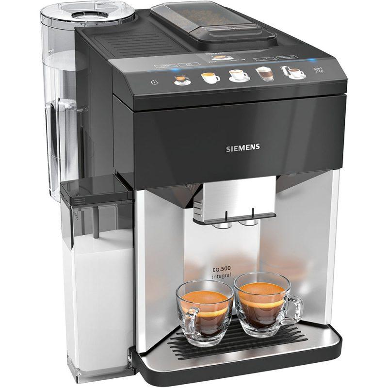 Máy pha cà phê Siemens cho những ly cà phê ngon chuẩn vị