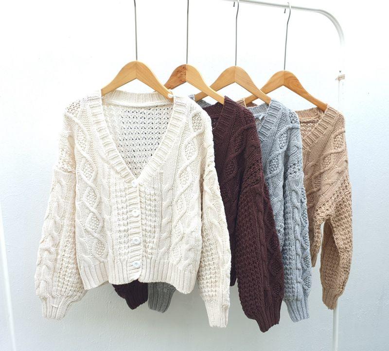 Những chiếc áo len có thể dễ dàng được làm sạch sau khi cho vào ngăn đá tủ lạnh