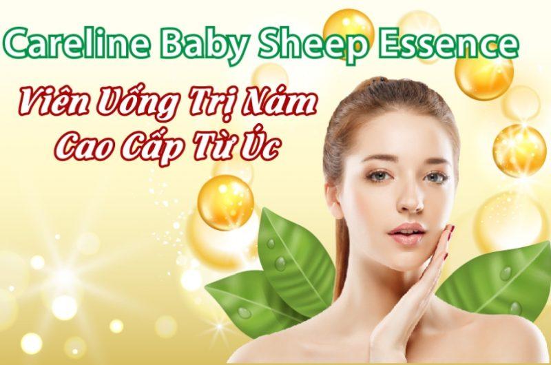 Baby Sheep Careline bổ sung nội tiết tố nữ