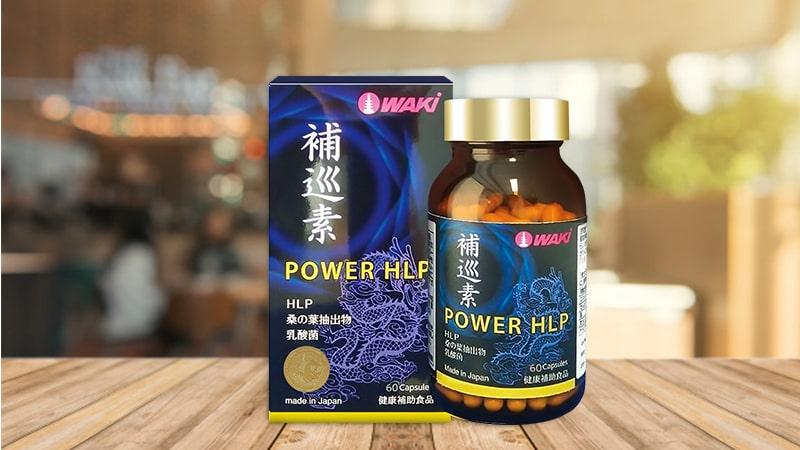 Thực phẩm chức năng ổn định huyết áp Power HLP