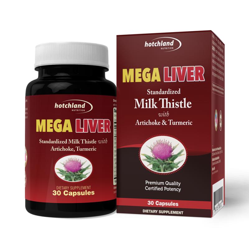 Mega Liver thải độc gan