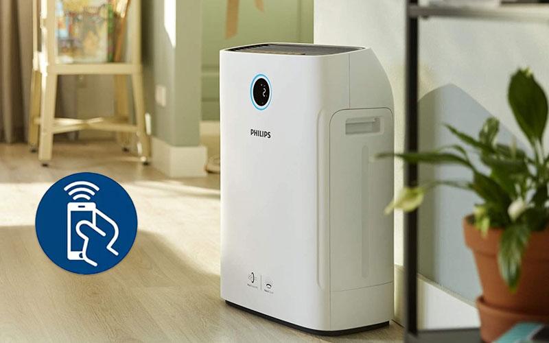 Máy lọc không khí Philips mang đến nhiều tiện ích cho gia đình bạn.