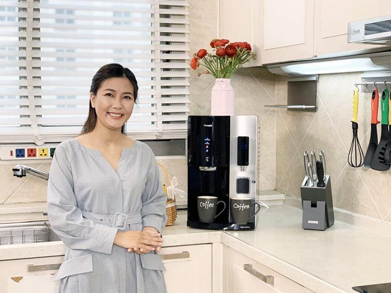 Máy lọc nước Chungho yên tâm sử dụng cho cả gia đình
