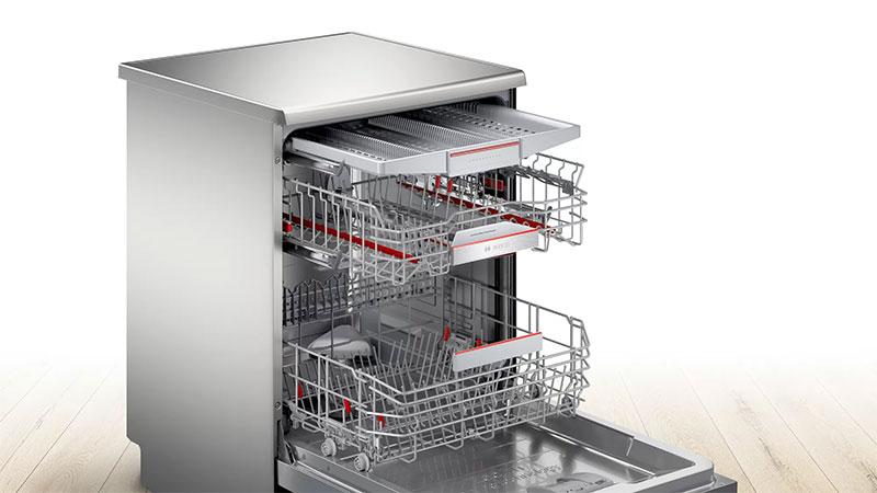 Máy rửa bát Bosch SMS6ZCI49E Serie 6 có nhiều tính năng hiện đang rất được ưa chuộng