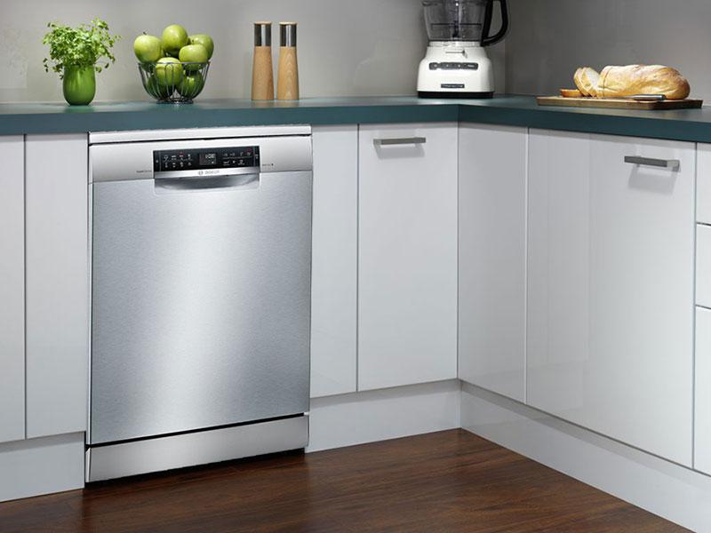 Nên sắm máy rửa bát mới nhất được tích hợp nhiều tính năng hiện đại