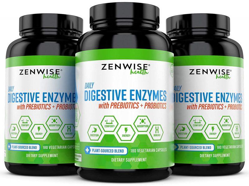 Thực phẩm chức năng Zenwise Health Digestive Enzymes