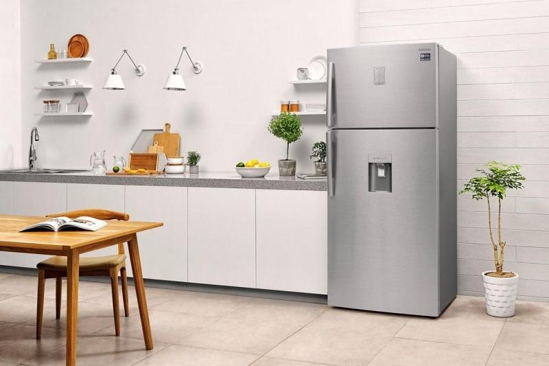 Tủ lạnh Rosieres nhiều tính năng hiện đại giúp làm đẹp căn bếp nhà bạn