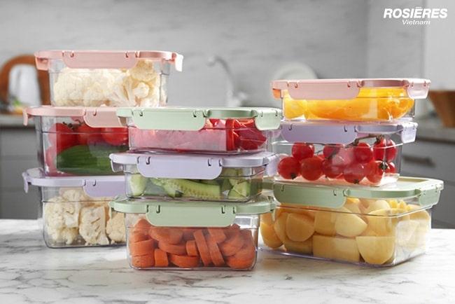 Các ngăn trong tủ lạnh có thể giúp bảo quản thực phẩm tươi ngon lâu hơn