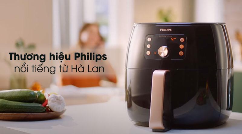 Nồi chiên không dầu Philips HD9860/90 Airfryer đang rất được ưa chuộng tại Việt Nam