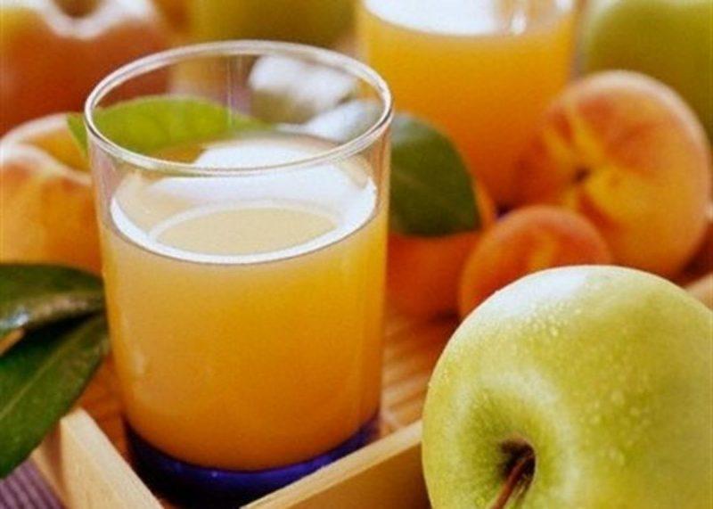 Nước ép táo rất có lợi cho sức khỏe.