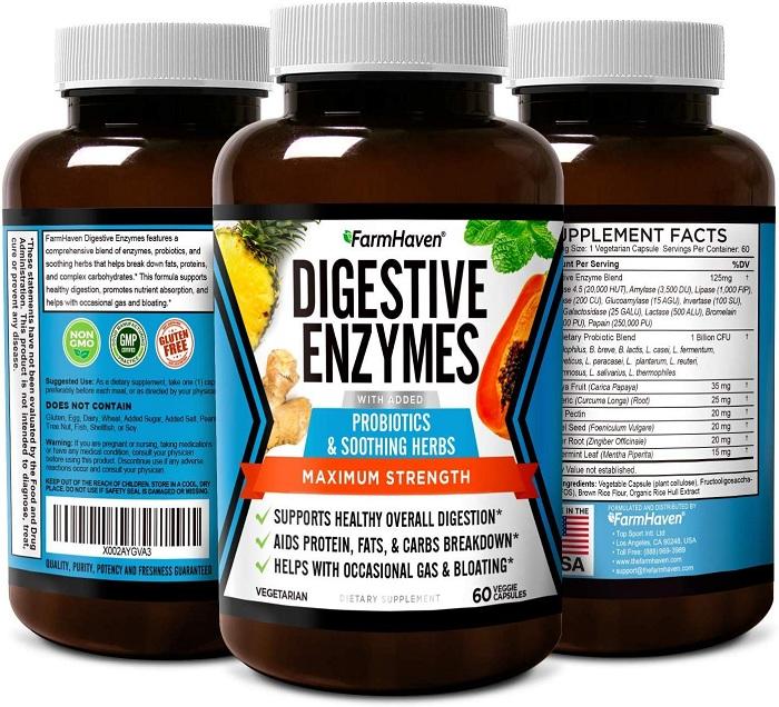 Thực phẩm chức năng Reply Digestive Enzyme