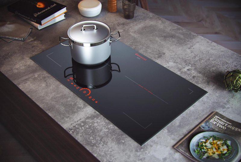 Bếp Từ Đôi Zemmer IH-Z752GB nấu ăn ngon dễ dàng, nhanh chóng